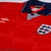 1990-93 England Away Shirt L.Boys