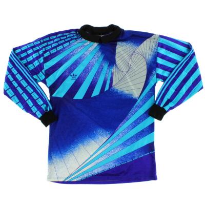 1990-94 adidas Goalkeeper Shirt M