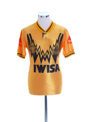 1990 Kaizer Chiefs Home Shirt L