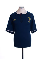 1990 Scotland 'World Cup' Home Shirt XL