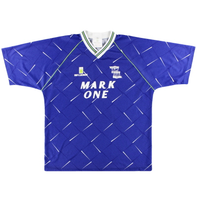 1991-92 Birmingham Influence Home Shirt L