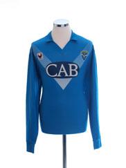 1991-92 Brescia Home Shirt #10 L/S XL