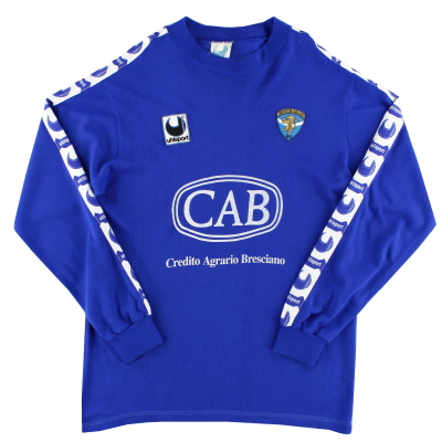 1991-92 Brescia uhlsport Training Jumper XL