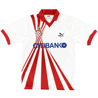 1991-92 FC Koln Away Shirt *Mint* L