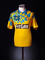 1991-92 Inter Milan Third Shirt XL