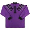 1991-92 Manchester City Umbro Goalkeeper Shirt #1 XXL