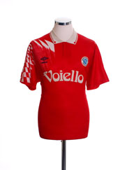 1991-92 Napoli Third Shirt L