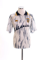 1991-92 Port Vale Home Shirt L