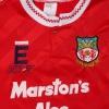 1991-92 Wrexham Home Shirt M