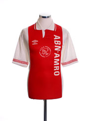1991-93 Ajax Home Shirt *BNIB*