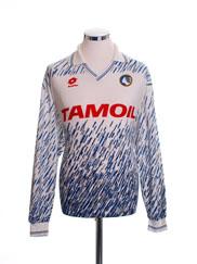 1991-93 Atalanta Away Shirt L/S L