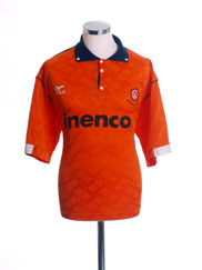 1991-93 Blackpool Home Shirt M