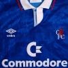 1991-93 Chelsea Home Shirt L