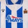 1991-93 Kilmarnock Home Shirt S