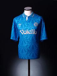 1991-93 Napoli Home Shirt *BNIB* L