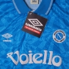 1991-93 Napoli Home Shirt *BNWT* L