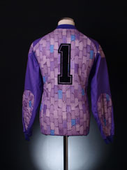 1991-93 Notts County Goalkeeper Shirt #1 M