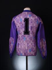 1991-93 Notts County Goalkeeper Shirt #1 M