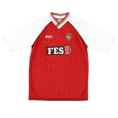 1991-93 Stirling Albion Home Shirt M
