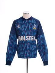 1991-93 Tottenham Goalkeeper Shirt #1 L