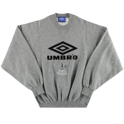 1991-93 Tottenham Umbro Sweatshirt *Mint* S