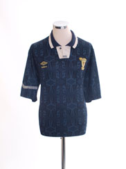 1991-94 Scotland Home Shirt XL