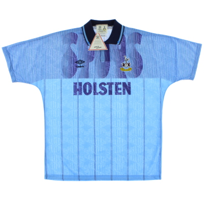 new style 78331 1ad9f Classic and Retro Tottenham Hotspur Football Shirts ...