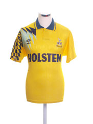 1991-95 Tottenham Away Shirt S