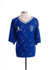 1991 Birmingham 'Leyland DAF Cup Final' Home Shirt XL