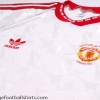 1991 Manchester United European Cup Winners Cup Shirt S