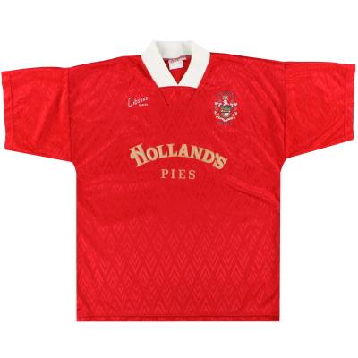 1992-93 Accrington Stanley Home Shirt XL
