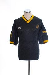 1992-93 AIK Stockholm Home Shirt XL