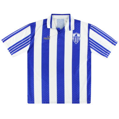 1992-93 Anorthosis Famagusta Puma Home Shirt XL