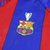 1993-95 Barcelona Kappa European Home Shirt L/S XL