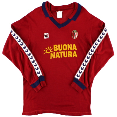 1992-93 Bologna uhlsport Training Shirt XL