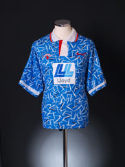 1992-93 Carlisle Home Shirt *Mint* L