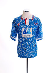 1992-93 Carlisle Home Shirt M