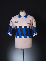 1992-93 Chicago Power Home Shirt M