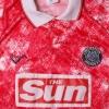 1992-93 Colchester Away Shirt L