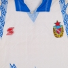 1992-93 CSKA Moscow Away Shirt L/S *Mint* M