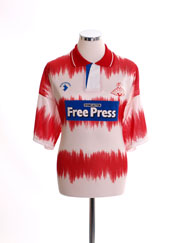 1992-93 Doncaster Rovers Home Shirt *As New* XL