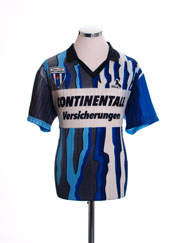 1992-93 FC Wettingen Home Shirt #8 L