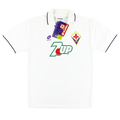 1992-93 Fiorentina Third Shirt *w/tags* M