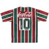 1992-93 Fluminense Penalty Home Shirt #10 XL