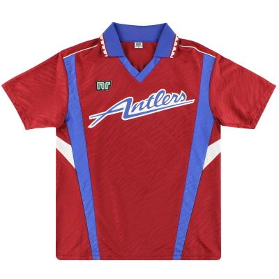 1992-93 Kashima Antlers Ennerre Home Shirt M