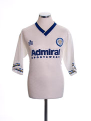 1992-93 Leeds Home Shirt M