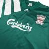 1992-93 Liverpool adidas Centenary Away Shirt *Mint* L