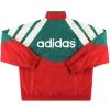 1992-93 Liverpool adidas Centenary Rain Jacket L/XL