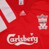 1992-93 Liverpool Centenary Home Shirt *As New* L