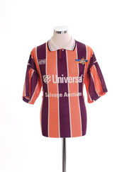 1992-93 Luton Town Away Shirt L